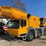 Buying Used Cranes in Dubai
